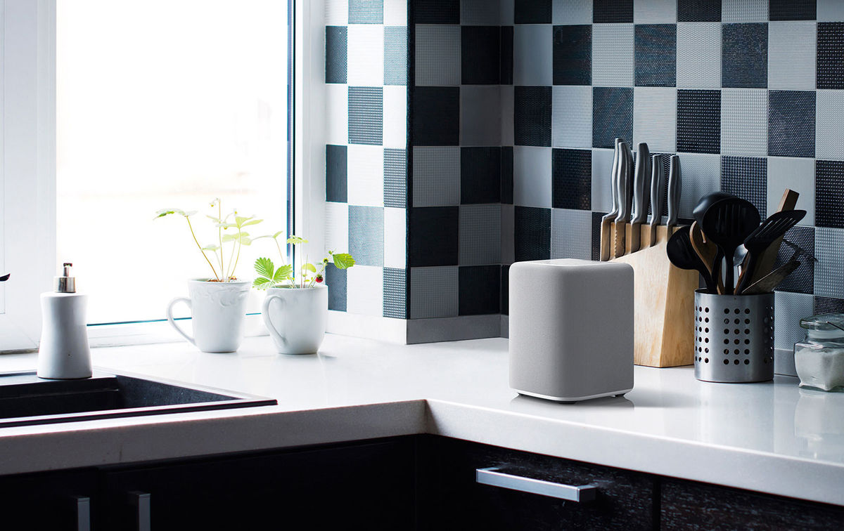 yamaha musiccast wx 010 blanc enceintes multiroom sur. Black Bedroom Furniture Sets. Home Design Ideas