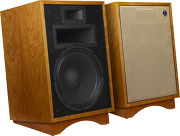Klipsch Capitol Records Heresy III Blonde Cherry