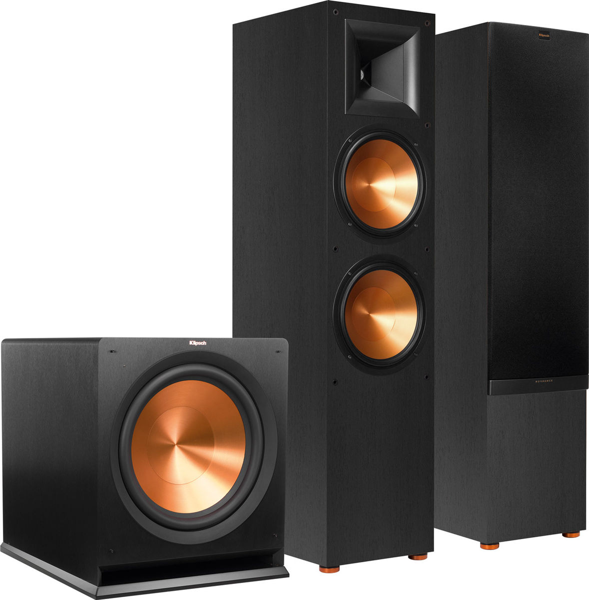 klipsch rf 7 mkii r 115sw enceintes colonne son vid. Black Bedroom Furniture Sets. Home Design Ideas