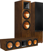 Klipsch RF-7 MKII Noyer + RC-64 MKII Noyer