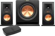 Klipsch RP-140WM + RP-110WSW + HD Control Center