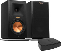 Klipsch RP-140WM + HD Control Center Vue principale