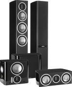 Monitor Audio Gold 200 Noir laqué