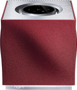 Naim Audio mu-so Qb + grille rouge