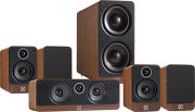 Q Acoustics 2010i HC 5.1 Noyer