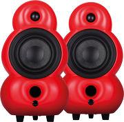 Scandyna MiniPod MK4 Rouge mat (la paire)
