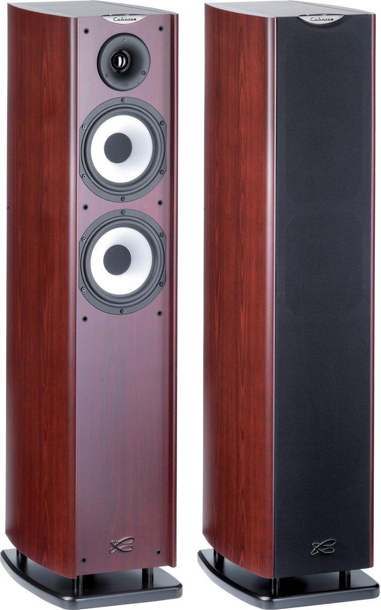 cabasse mc40 haut parleurs et caissons de basse pour home cin ma sur enperdresonlapin. Black Bedroom Furniture Sets. Home Design Ideas