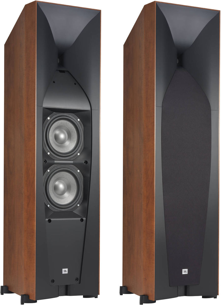 jbl studio 590 enceintes colonne son vid. Black Bedroom Furniture Sets. Home Design Ideas