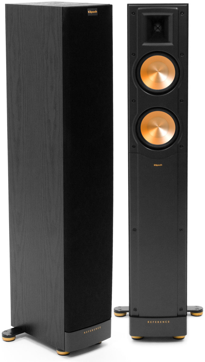 klipsch rf 42 mkii enceintes colonne son vid. Black Bedroom Furniture Sets. Home Design Ideas