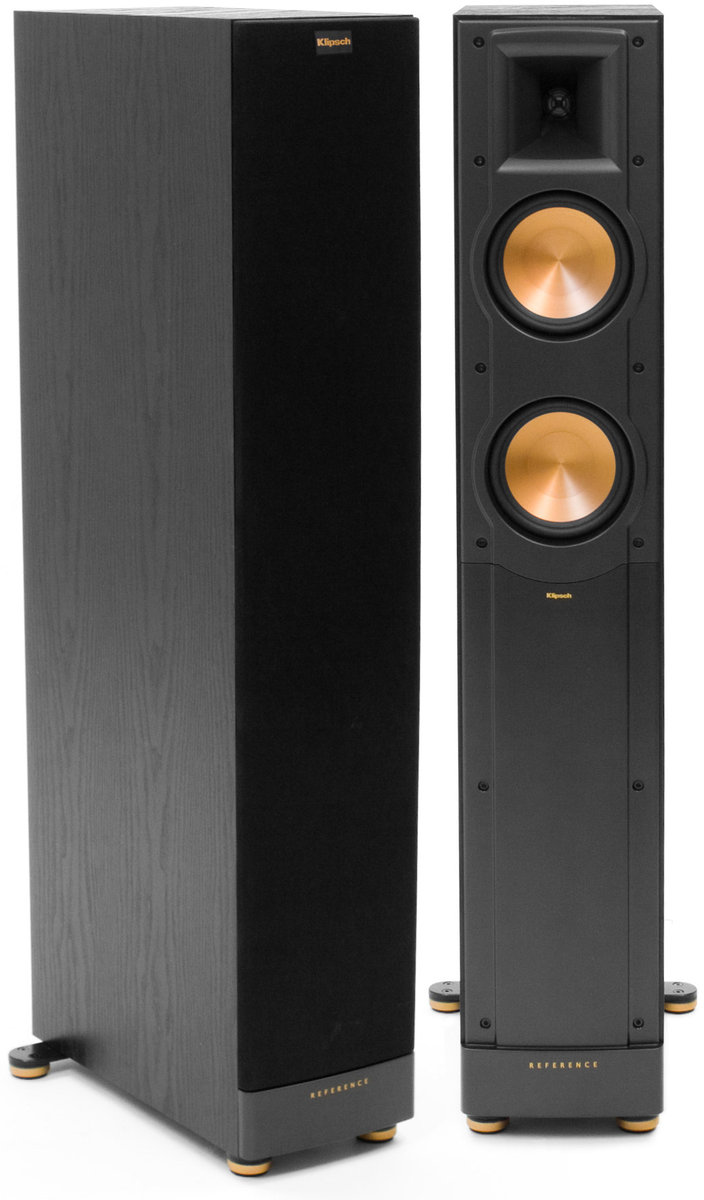 klipsch reference rf 52 ii floor standing speaker. Black Bedroom Furniture Sets. Home Design Ideas