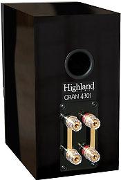 Highland Audio Oran 4301 Vue arrière