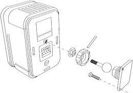 JBL Control One Vue Accessoire 1