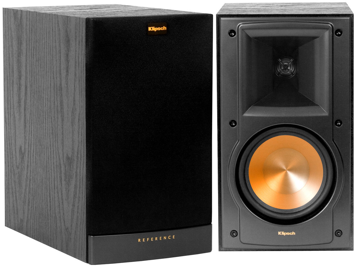 klipsch rb 51 mkii enceintes compactes son vid. Black Bedroom Furniture Sets. Home Design Ideas