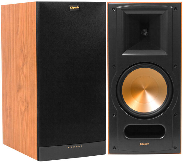 klipsch rb 81 mkii enceintes compactes sur son vid. Black Bedroom Furniture Sets. Home Design Ideas
