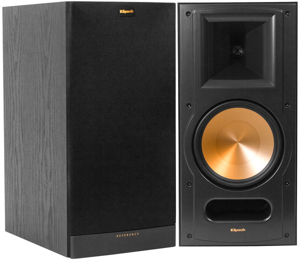 klipsch rb 81 mkii enceintes compactes son vid. Black Bedroom Furniture Sets. Home Design Ideas