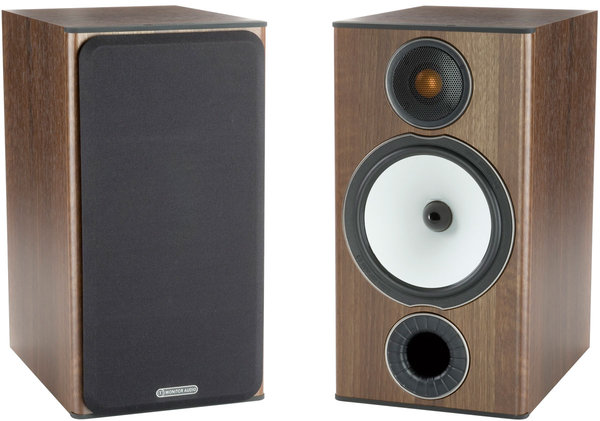 Monitor Audio Bronze BX2 Vue principale