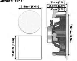 Cabasse Archipel 13 ICP