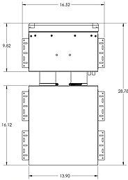 Velodyne SC-IWDVR+BB Vue Accessoire 1