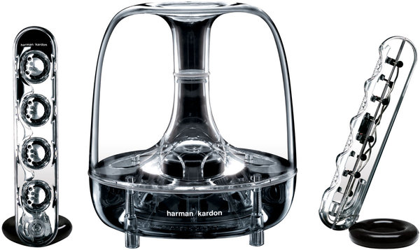 Harman Kardon SoundSticks III Vue principale