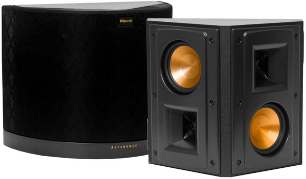 klipsch rs 42 mkii enceintes surround son vid. Black Bedroom Furniture Sets. Home Design Ideas