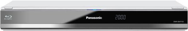 Panasonic DMR-BWT735EC Vue principale