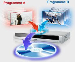 Panasonic DMR-BWT745 Vue technologie 2