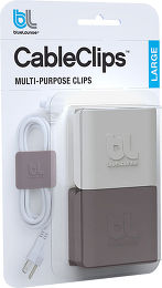 Bluelounge Cable Clip Large Vue Packaging