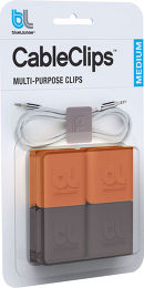 Bluelounge Cable Clip Medium Vue Packaging