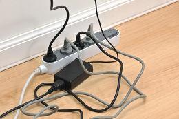 D-Line Cable Tidy Box Mini Mise en situation 1
