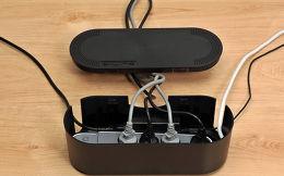 D-Line Cable Tidy Box Mini Mise en situation 2
