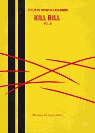 Displate Kill Bill Vol 2