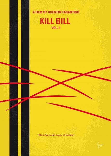 Displate Kill Bill Vol 2 Vue principale