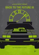 Displate Back to the Future part III