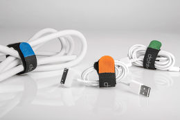Dotz Hook & Loop Cord Straps Mise en situation 2