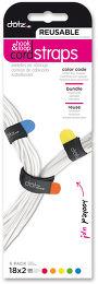 Dotz Hook & Loop Cord Straps Vue principale