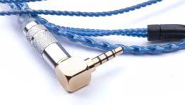 HiFiMAN Sennheiser Upgrade cable Vue de détail 1