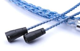 HiFiMAN Sennheiser Upgrade cable Vue de détail 2
