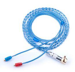 HiFiMAN Shure Upgrade cable Vue principale