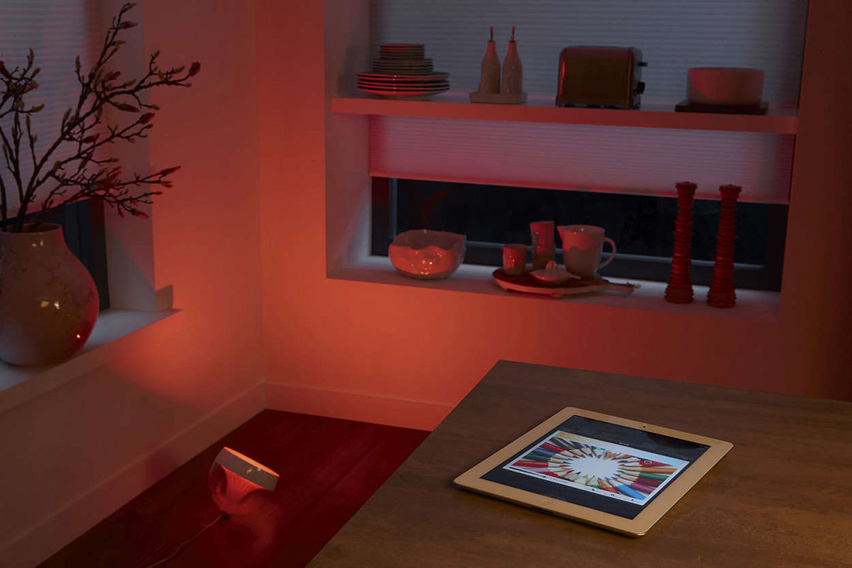 Philips Hue Iris Clear Starter