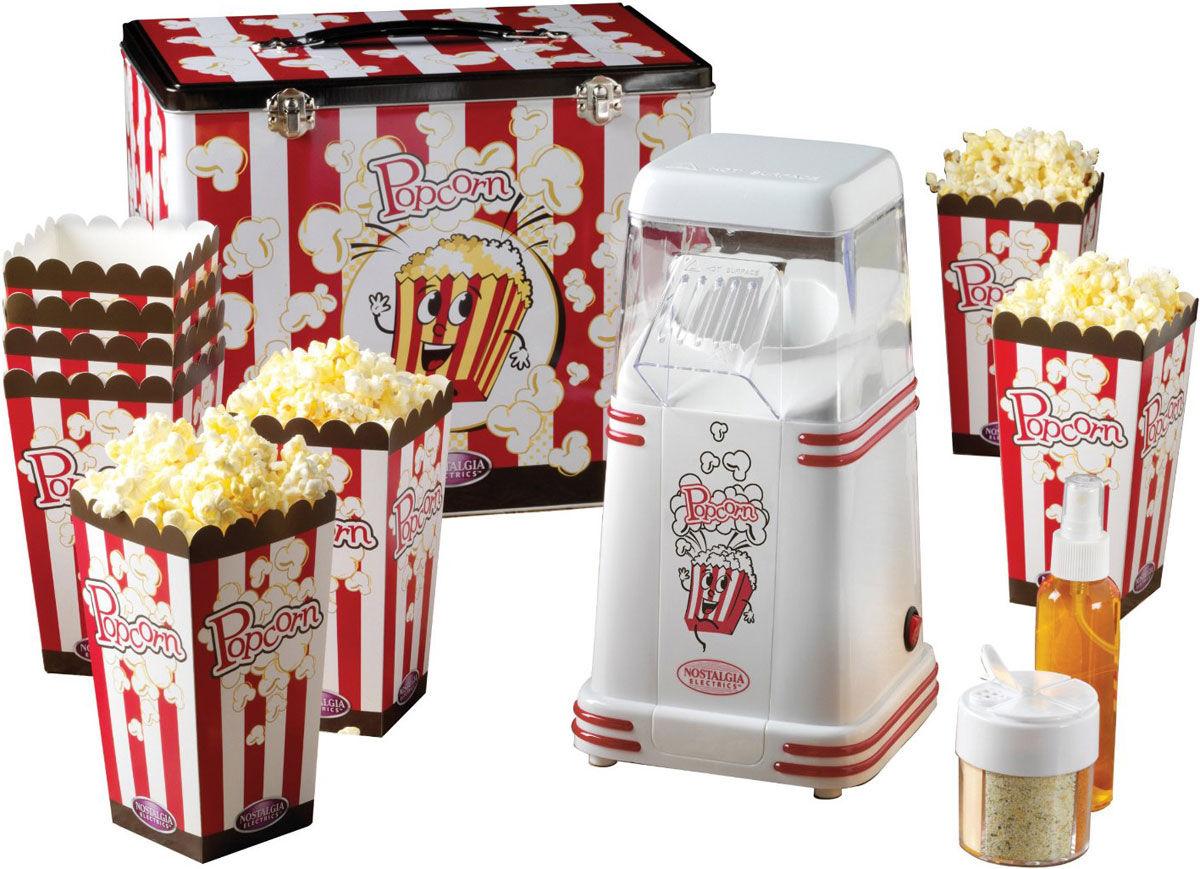 La machine à popcorn Simeo