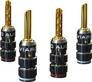 Viard Audio Fiches Bananes (lot de 4)