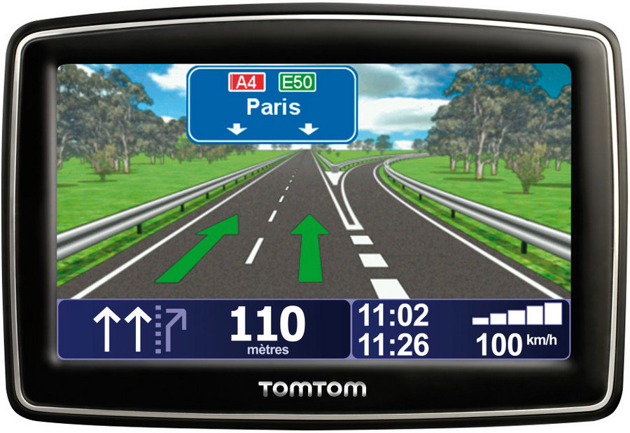 tomtom xl iq routes france gps autonomes son vid. Black Bedroom Furniture Sets. Home Design Ideas