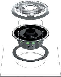 Fusion MS-FR7021 Vue de détail 1