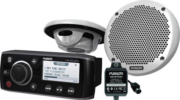 Fusion MS-RA205 Kit Vue principale