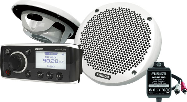 Fusion MS-RA50 Kit Vue principale