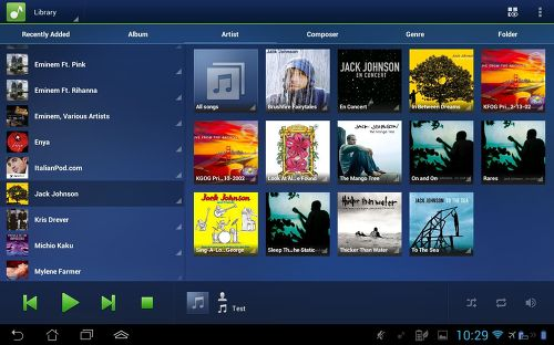 Synology DSAudio pour Android