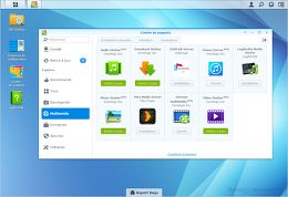 Synology DS213air Application