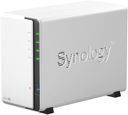 Synology DS213air Vue principale