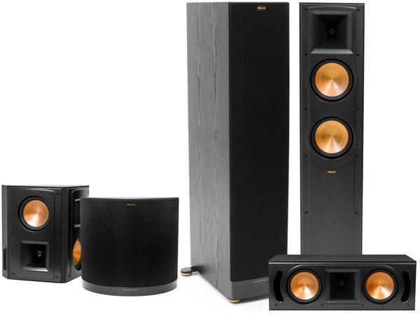 klipsch rf 62 mkii system packs d 39 enceintes son vid. Black Bedroom Furniture Sets. Home Design Ideas