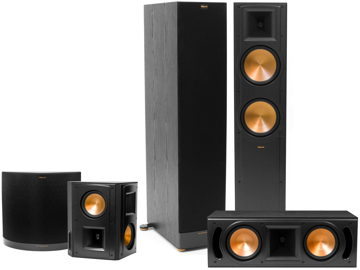 klipsch rf 82 mkii system ii packs d 39 enceintes son vid. Black Bedroom Furniture Sets. Home Design Ideas